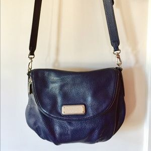 Blue everyday cross body bag, excellent condition